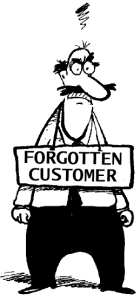 forgotten customer